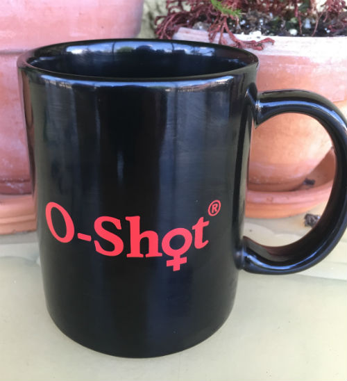 Oshot® Coffee Cup